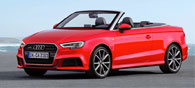 Audi Launches A3 Cabriolet Priced At Rs.47.98 Lakh