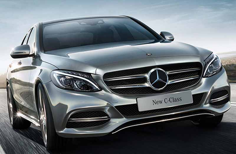 Mercedes-Benz Rolls Out 'Made In India' C-Class Sedan