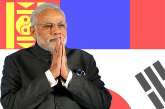India Grants $1 Bn Credit To Mongolia; Deepens Defence Ties