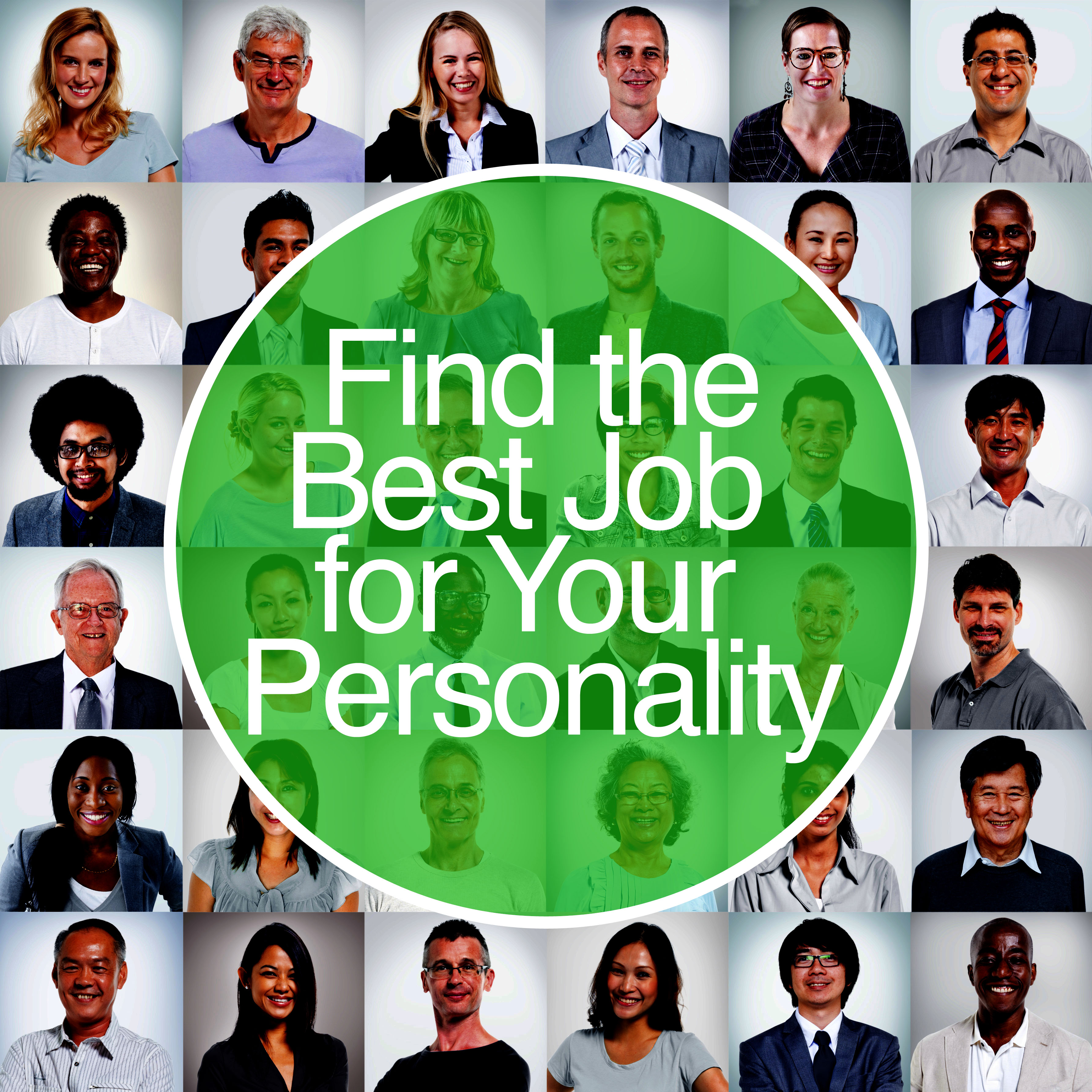4 Personality Traits And The Suitable Careers