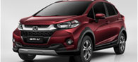 Honda Launches Compact Crossover WR-V Priced Up To Rs.9.99 Lakh