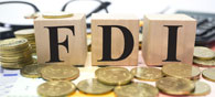 FDI Up 27 Pct At $ 27.82 Bn In Apr-Oct This Fiscal