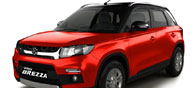 Vitara Brezza Sells 83,000 Units, Bags 'Car Of The Year' Award