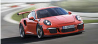 Porsche India Launches Sports Car 911 GT3 RS In India