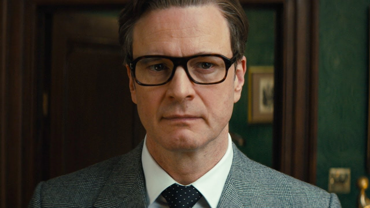 Kingsman: The Secret Service' - Satirical Spy Film