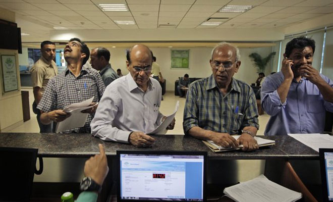 Tax Returns Filings Rise By 33 Pct As Govt Cracks Whip On Non-Filers