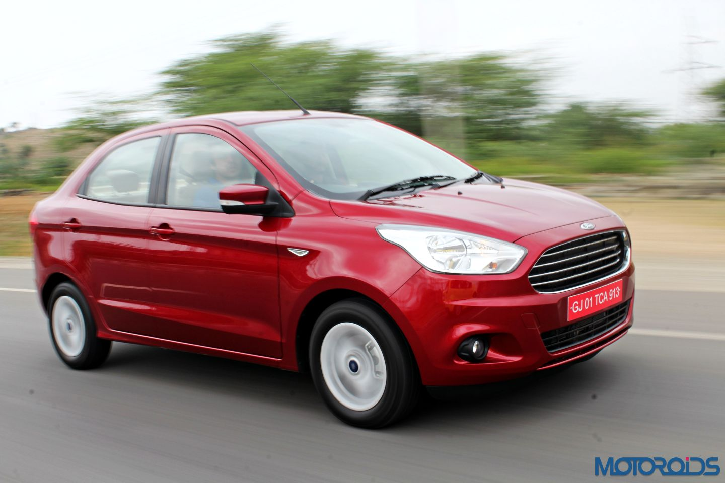 Ford Figo Aspire Launched: All The Details