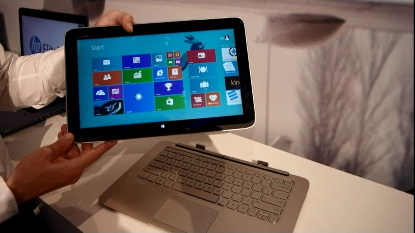 HP Launches Spectre x2 - A Hybrid Windows 10 Laptop