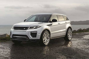 JLR Launches Petrol Range Rover Evoque At Rs.53.2 Lakh