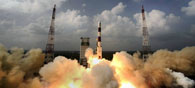 ISRO Planning Record 68 Satellites' Launch In 2017