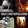 10 Most Profitable Business in the World