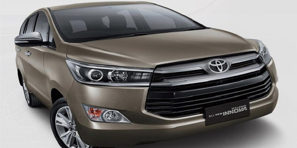 2016 Toyota Innova Launched in Indonesia, India Debut Soon