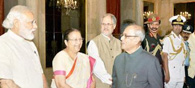 President Pranab Mukherjee Arrives in China to Boost Bilateral Ties