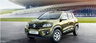 Renault Launches Automated Manual Transmission KWID At Rs.4.25L