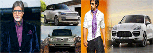 9 Bollywood Superstars And Their Luxury SUVs