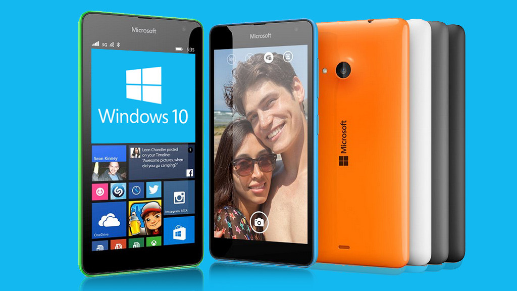 Windows 10 Smartphones to Hit The Market In November