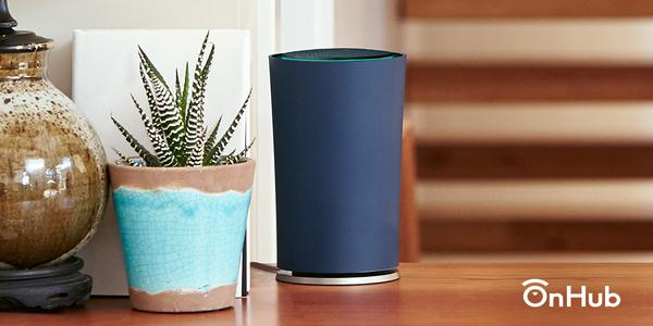 'OnHub': Google's New Smart Wi-Fi Router Launched