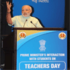 Top 8 Questions Addressed by PM Modi on The Occasion of Teachers' Day