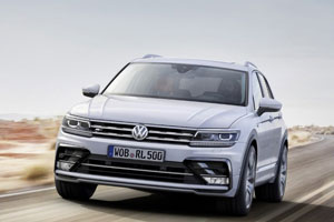 India-Bound Volkswagen Tiguan Unveiled: All The Details
