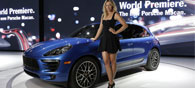 Porsche India Launches New SUV Macan