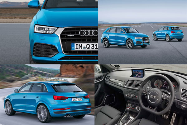 Audi Rolls Out Q3 Facelift In Indian Market Starting At Rs.28.99 Lakh