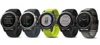 Garmin's Fenix 5 Series Coming Soon To India