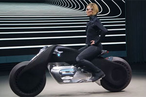 Checkout BMW's New Revolutionary Motorcycle Concept
