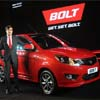 Tata Motors Launches Hatchback Bolt