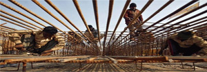 Construction Downturn Strikes Modi's Job Promise