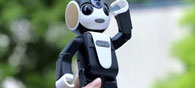 First Robot Mobile Goes On Sale In Japan