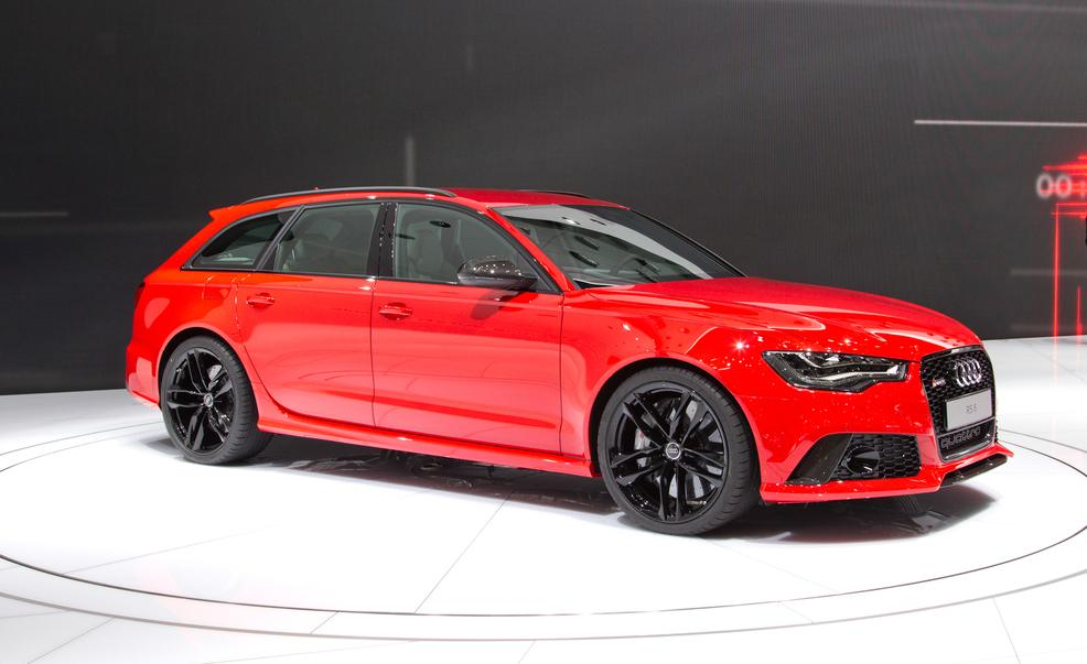 Audi RS6 Avant To Roll Out  In India From 4th June