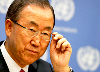 UN To Mount Major Relief Effort In Nepal: Ban Ki-Moon