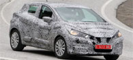The Next-Gen Nissan Micra To Hit The Headlines