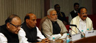 Modi Reviews GST Roll-Out Status From July 1