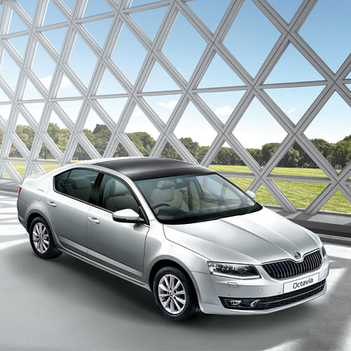 Skoda Launches Octavia 'Anniversary Edition' At Rs. 15.75 Lakh