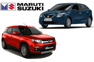 Planning To Purchase A Maruti Baleno Or Brezza? Here's A Good News For You