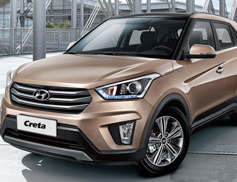 Hyundai Creta Bookings Open; To Be Available In Two Top Variants