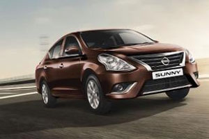 Nissan Launches New Sunny, Price Starts At Rs.7.91 Lakh