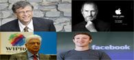 5 Billionaires Who Changed The World, Being College Dropouts
