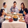Family Dinners Protect Kids From Cyber-Bullying