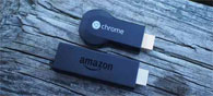 Clash of Dongles: Amazon Fire TV Stick vs Google Chromecast