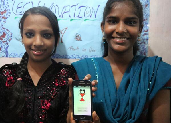 Dharavi Girls Create Innovative Apps to Lift Their Quality of Live