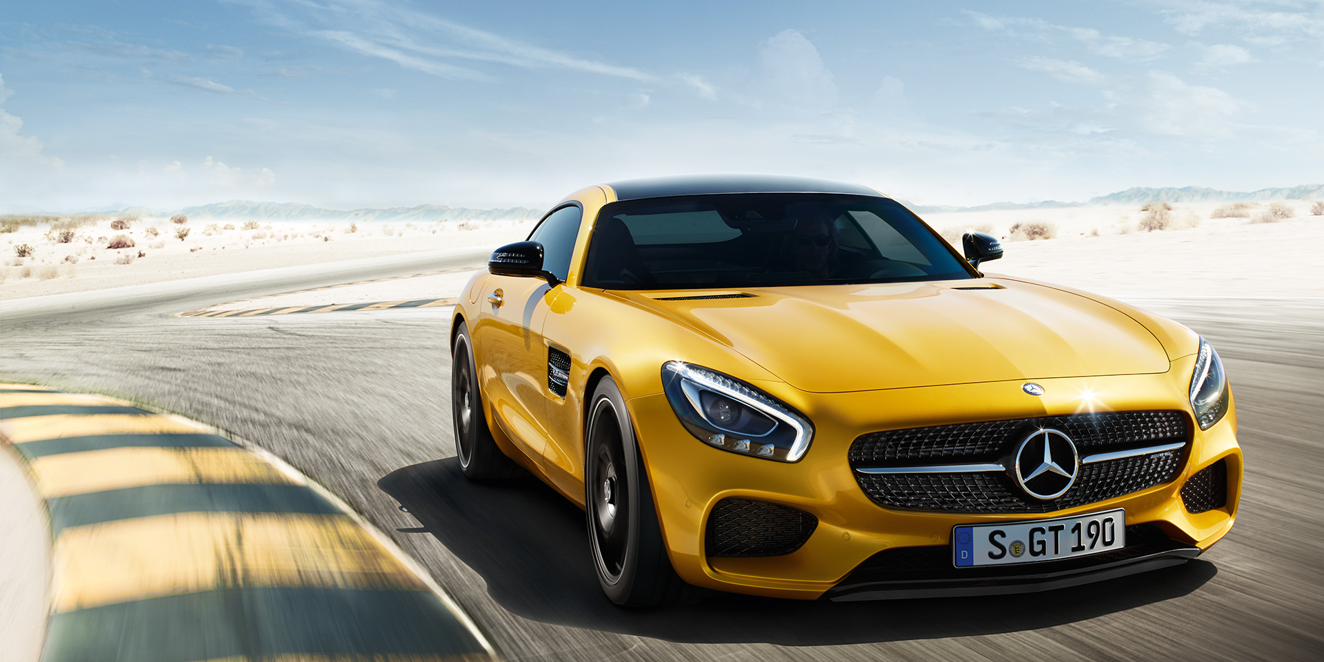 Mercedes-Benz AMG GT S to Launch in India on November 24