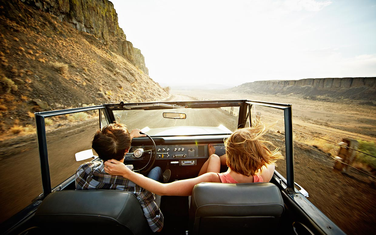 10 Road Trips To Crusie The Road With Your Buddies