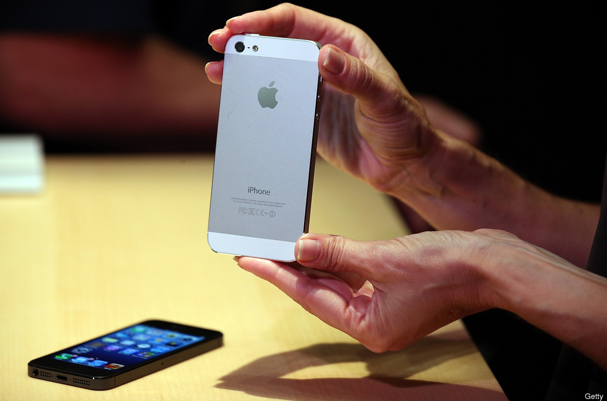 Is iPhone Sales Driving U.S. Economy?