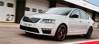 It's back! Skoda to Launch the All New Octavia vRS Early 2017