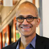 Microsoft's Satya Nadella Challenges Amazon With a New Cloud Service