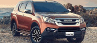 Isuzu Launches mu-X Priced Up To Rs.25.99 Lakh