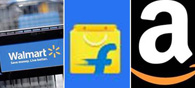 Walmart, Flipkart May Join Forces To Take On Amazon In India