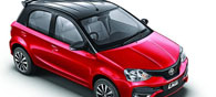 Toyota Launches New 'Dual-Tone' Etios Liva